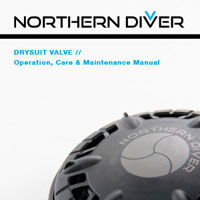 Northern Diver Drysuit Valve Manual