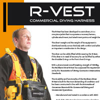Northern Diver R-Vest Manual